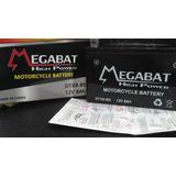Bateria Megabat Ytx9 Bs Suzuki Dr 650 Se Y Gsxr 600