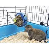 Esfera 16cm Savic Bunny Toy Dispensador Heno Snacks Conejos