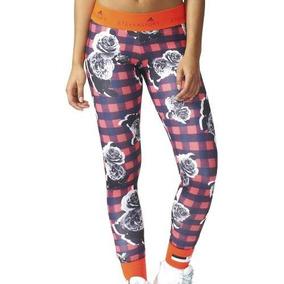 Leggings Malla Deportiva Long Print Mujer adidas Ap6182