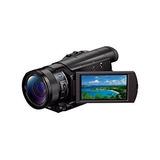 Camara De Video Sony Fdr-ax100 4k Ultra Hd
