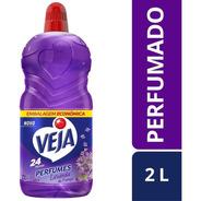 Limpador Perfumado Veja 2l Lavanda C/30% Desconto