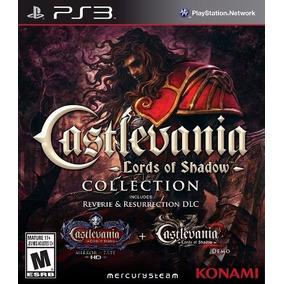 Castlevania Collection Ps3 Original Físico En Disco