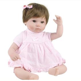Bebê Realista Reborn Importado Pronta Entrega+brinde