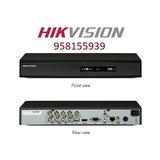 Dvr Hikvision Ds7200 - 8 Canales + Disco Duro 1tb