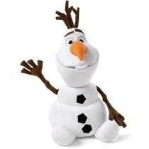 Pelucia Boneco De Neve Olaf Frozen Show Disney Liquida