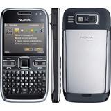 Nokia E72 3g Wifi Gps 5mp Mp3 Desbloqueado+garantia+cartão8g