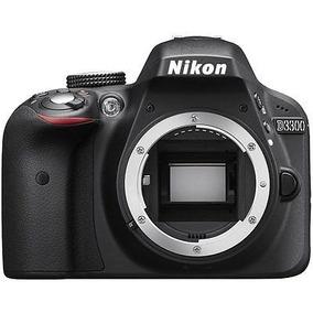 Câmera Nikon D3300 Nova Zero Somente Corpo Original