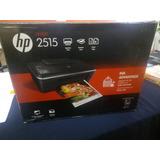 Impresora Multifuncional Hp Modelo Deskjet 2515, Nueva.