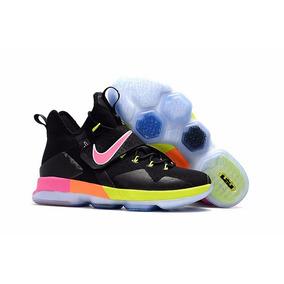 Zapatos Nike Lebron James Xiv 14 Dama, Originales.