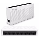 Switch Tenda S108 8 Puertos 10/100 Mbps Ethernet