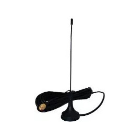 Antena Veicular Tv Digital Automotiva Conector Sma