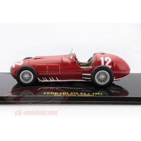 Ferrari 375 F1 1951 # 12 Jose Froilan Gonzales Ixo 1/43