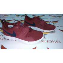 Zapatilla Nike Sb Bordo Con Abrojo De Hombre