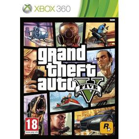Jogo Gta 5 Xbox 360 Grand Theft Auto V Leg Português 2 Dvd