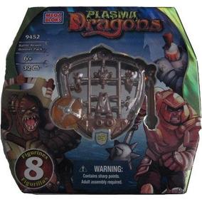 Mega Bloks Plasma Dragons 9452 Batalla Reino Booster Pack