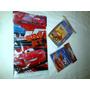 Kit Manteleria Y+ Disney Pixar Cars Combo Fiesta Infantil