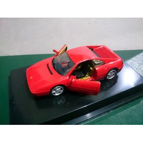 Ferrari 348 Ts 1989 - Hot Wheels Collectibles 1:43