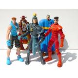 Backstreet Boys Set De 5 Muñecos Backstreet Project Sellados