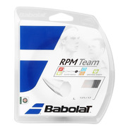 Encordado Cuerda Babolat Rpm Team Individual 12m 1.30mm