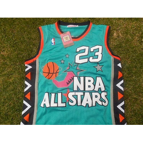 Hermoso Jersey Retro Nba All Stars 1996 Michael Jordan 23