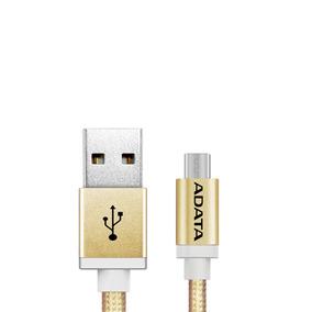 Cable Usb Adata Android Dorado Amucal-100cmk-cgd @