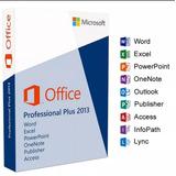 Office2013 Pro Plus Original-chave Serial 25digitos+garantia