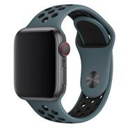 Pulseira Estilo Nike P/ Apple Watch 42/44mm - Celestial Teal