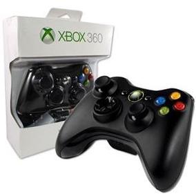 Controle Xbox360 Original Microsoft Sem Fio Novo
