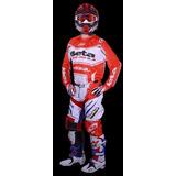 Conjunto De Motocross Beta-radikal. En Gravedadx