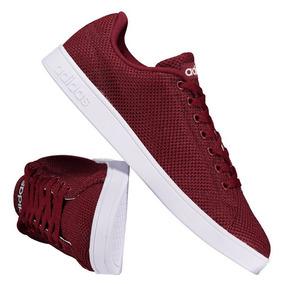 Tênis adidas Advantage Clean Vermelho