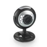 Cámara Web 720p Hd Webcam C016 Tecknet® Usb, De 5 Megapíxel