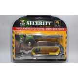Grapadora Metálica Tapizar Security 4mm-8mm