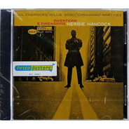 Cd Herbie Hancock - Inventions & Dimensions - Import. Lacrad