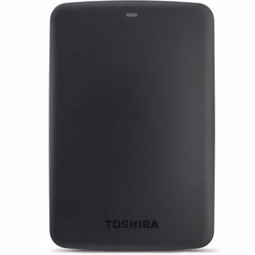 Hd Externo 500gb Toshiba Canvio Basics Preto Usb 3.0