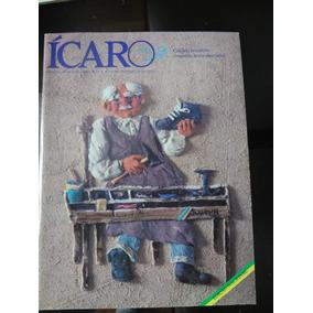 Revista De Bordo Da Varig - Icaro - Raridade - Gol/smiles