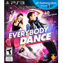 Everybody Dance Ps3 Juegos Ps3 Delivery
