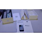 Caixa Iphone 4 16gb Preto