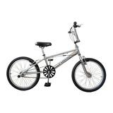 Bicicleta Freestyle - Bmx - Cromada - Rdo 20 Ushuaia.