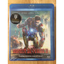 Blu-ray Homem De Ferro 3 (2013) Robert Downey Jr. - Lacrado!