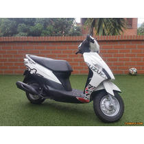 Suzuki Lets 2015 Único Dueño