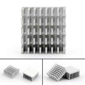 10xheat Disipador Enfriador Disipador Térmico 20x10x20mm Rad