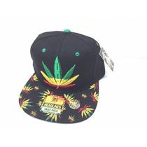 Gorra Cachucha Sombrero Rasta Bob Marley Reggae Unitalla