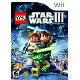 Lego Star Wars Iii Las Guerras Clon - Nintendo Wii