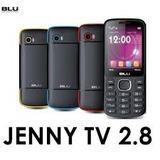 Celular Simples Barato Blu Jenny Tv 2.8 Camera Fm Bluetooth