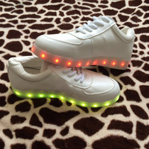 Tenis Led, Luces, Colores, Moda, Led Shoes, Tenis Luminosos