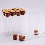 Botellas 15pcs 10ml Cubeta De Vidrio, Frascos Tapadas Con C