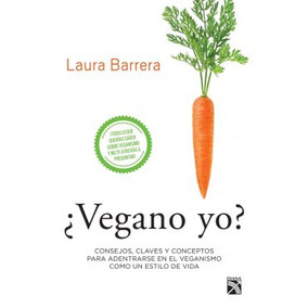 Libro Vegano Yo De Laura Barrera