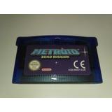 Metroid: Zero Mission Para Game Boy Advance Gba En Español