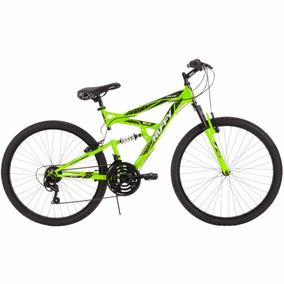 Bicicleta Montaña Huffy 26 Doble Susp. Nueva Envío Gratis