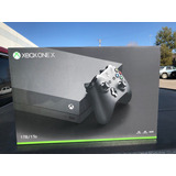 Xbox One X Un Juego De Regalo